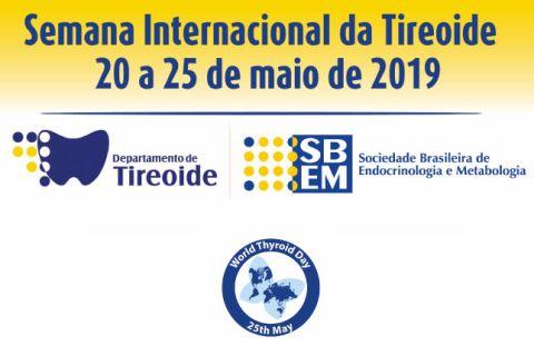 Campanha Da Tireoide 2019.